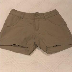 Omni Shade Shorts—khaki